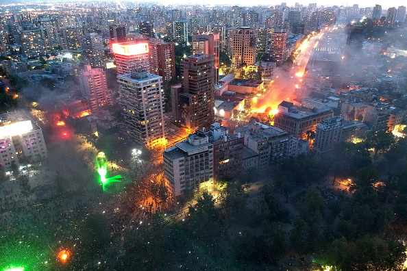Latin America「National Strike And Demonstrations Called By Trade Unions」:写真・画像(2)[壁紙.com]