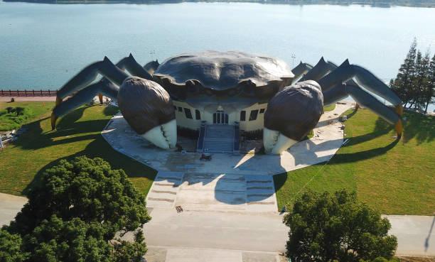 Museum「Crab-shaped Eco Museum Under Construction In Suzhou」:写真・画像(16)[壁紙.com]