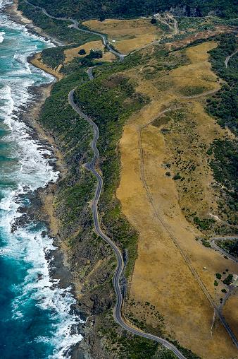 Great Ocean Road「aerial view of australia」:スマホ壁紙(12)