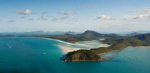 Queensland「Aerial view of Australia」:スマホ壁紙(11)