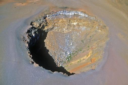 "Haleakala Crater「""Aerial View of Mount Haleakala Volcano, Maui, Hawaii""」:スマホ壁紙(10)"
