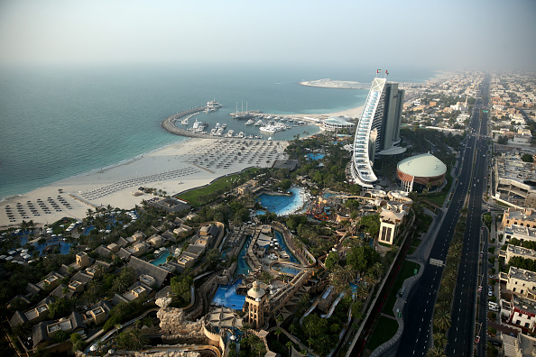 Jumeirah Beach Hotel「General Views of United Arab Emirates」:写真・画像(4)[壁紙.com]
