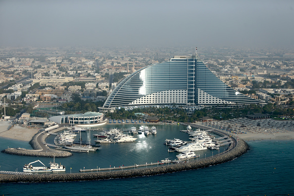 Jumeirah Beach Hotel「General Views of United Arab Emirates」:写真・画像(3)[壁紙.com]