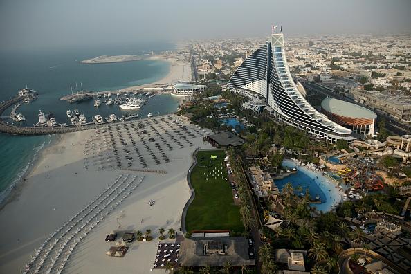 Jumeirah Beach Hotel「General Views of United Arab Emirates」:写真・画像(4)[壁紙.com]