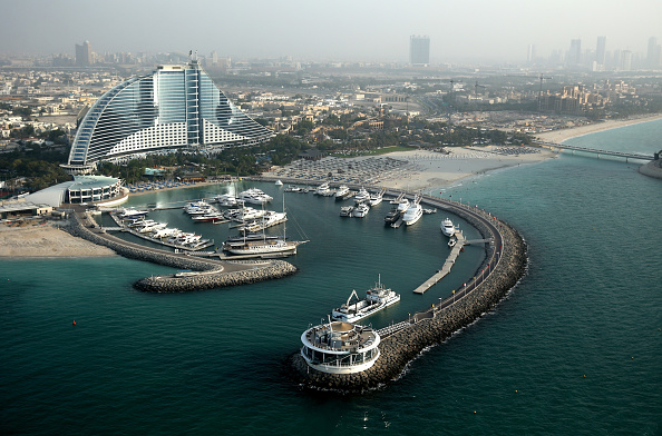 Jumeirah Beach Hotel「General Views of United Arab Emirates」:写真・画像(2)[壁紙.com]