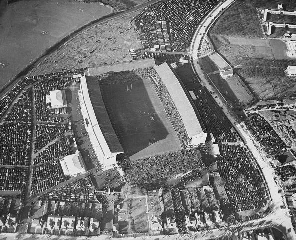 Twickenham「Aerial View Of Twickenham Stadium」:写真・画像(0)[壁紙.com]