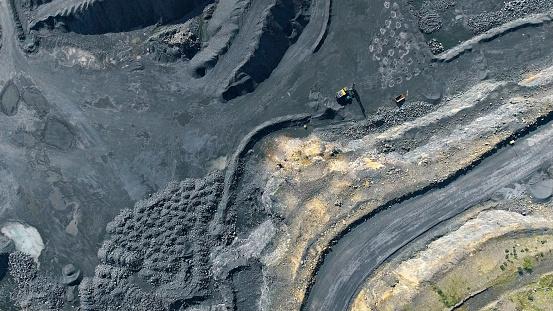 Quarry「Aerial view of quarry」:スマホ壁紙(19)