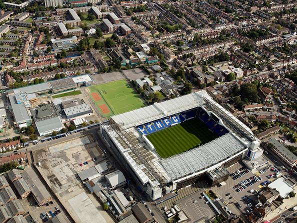 Outdoors「Aerial view of White Hart Lane Football Stadium,Tottenham Hotspurs, London, UK」:写真・画像(8)[壁紙.com]