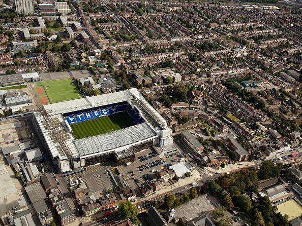 Stadium「Aerial view of White Hart Lane Football Stadium,Tottenham Hotspurs, London, UK」:写真・画像(15)[壁紙.com]