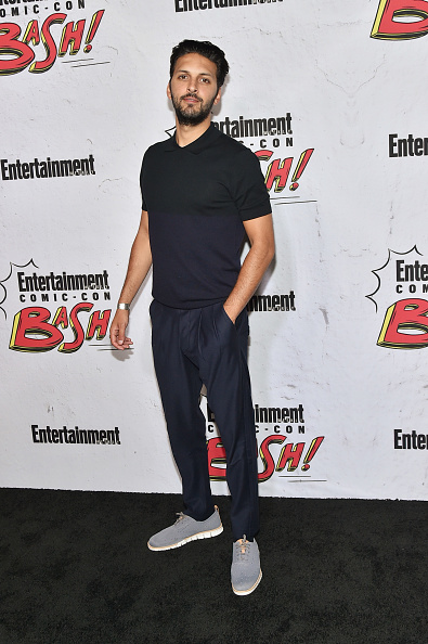 Vertical「Entertainment Weekly Hosts Its Annual Comic-Con Party At FLOAT At The Hard Rock Hotel In San Diego In Celebration Of Comic-Con 2017 - Arrivals」:写真・画像(4)[壁紙.com]