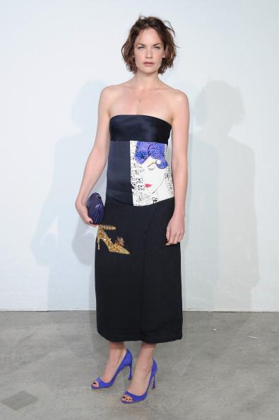 Blue Shoe「Dior Cruise Collection 2014 - Arrivals」:写真・画像(17)[壁紙.com]
