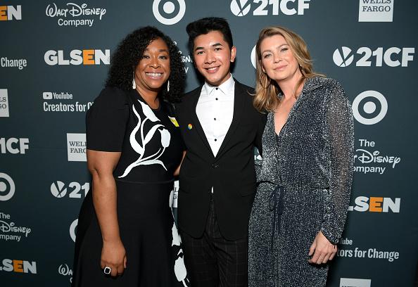 Respect「GLSEN Respect Awards – Los Angeles - Inside」:写真・画像(4)[壁紙.com]