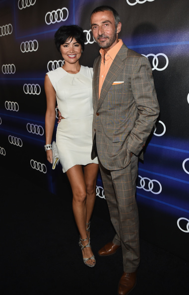 Checked Blazer「Audi Celebrates Emmys Week 2014」:写真・画像(0)[壁紙.com]