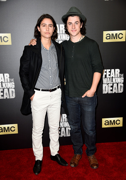 ウォーキング・デッド シーズン2「Premiere Of AMC's 'Fear The Walking Dead' Season 2 - Arrivals」:写真・画像(4)[壁紙.com]