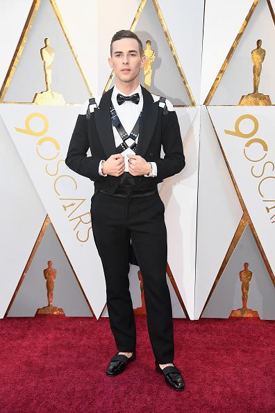 Adam Rippon「90th Annual Academy Awards - Arrivals」:写真・画像(3)[壁紙.com]
