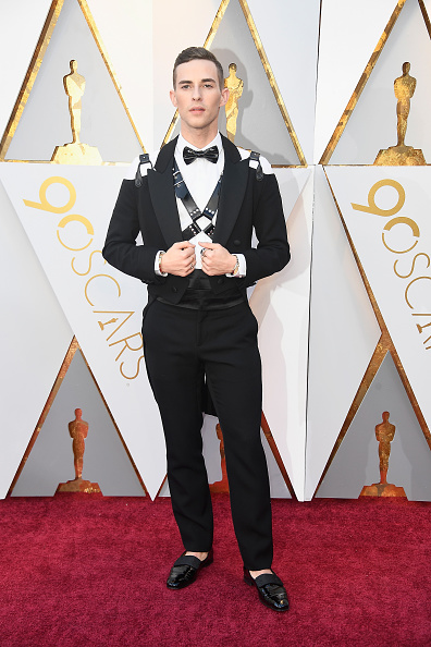 アカデミー賞「90th Annual Academy Awards - Arrivals」:写真・画像(5)[壁紙.com]