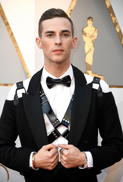 Adam Rippon「90th Annual Academy Awards - Arrivals」:写真・画像(0)[壁紙.com]