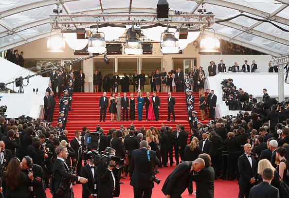 "Tristan Fewings「Opening Ceremony & ""La Tete Haute"" Premiere - The 68th Annual Cannes Film Festival」:写真・画像(9)[壁紙.com]"