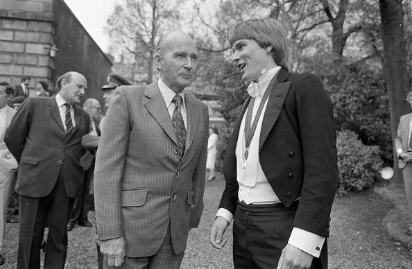 Trinity College - Dublin「President Patrick Hillery」:写真・画像(19)[壁紙.com]