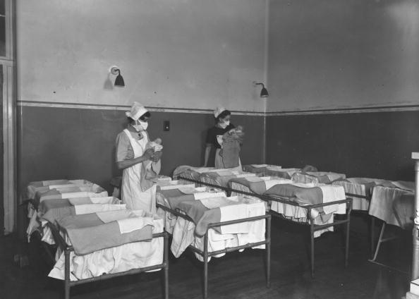 Hospital Ward「Baby Factory」:写真・画像(5)[壁紙.com]