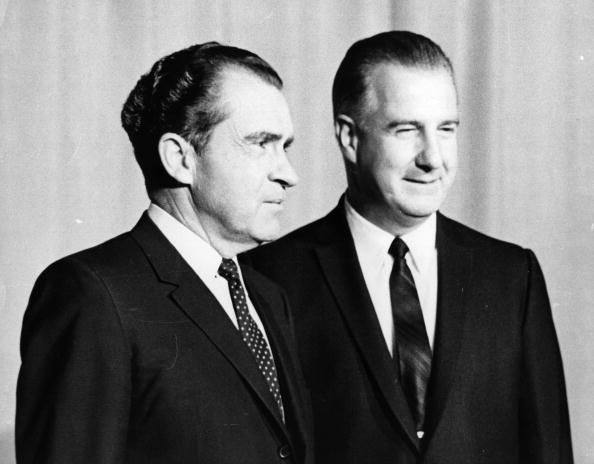 Politics「Nixon And Agnew」:写真・画像(18)[壁紙.com]