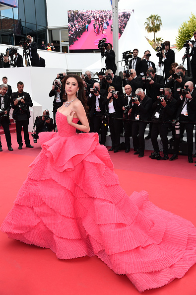 "72nd International Cannes Film Festival「""Les Miserables"" Red Carpet - The 72nd Annual Cannes Film Festival」:写真・画像(3)[壁紙.com]"