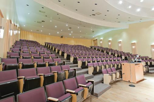 Meeting「Lecture Hall」:スマホ壁紙(0)
