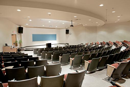 Meeting「Lecture Hall」:スマホ壁紙(3)