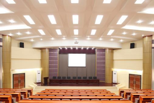 Auditorium「Lecture hall」:スマホ壁紙(14)