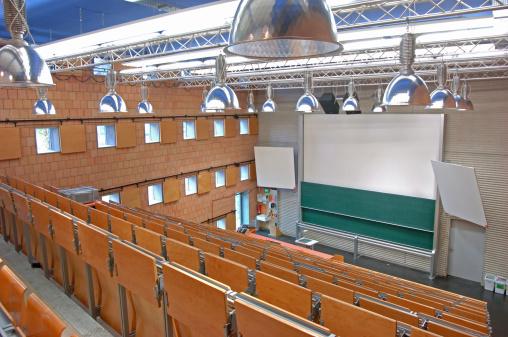 High School Student「lecture hall」:スマホ壁紙(19)