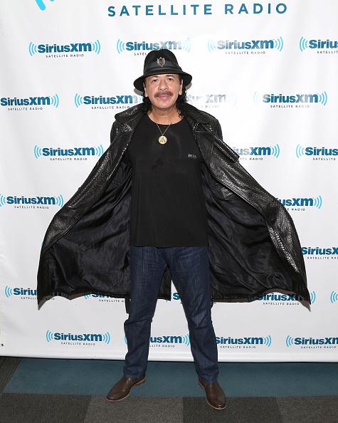 ミュージシャン カルロス・サンタナ「SiriusXM ICONOS With Carlos Santana」:写真・画像(12)[壁紙.com]