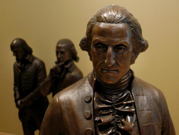 Philadelphia - Pennsylvania「National Constitution Center Opens For Preview 」:写真・画像(0)[壁紙.com]