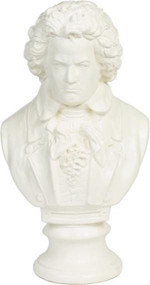 Bust - Sculpture「Sculpture of Beethoven」:スマホ壁紙(4)