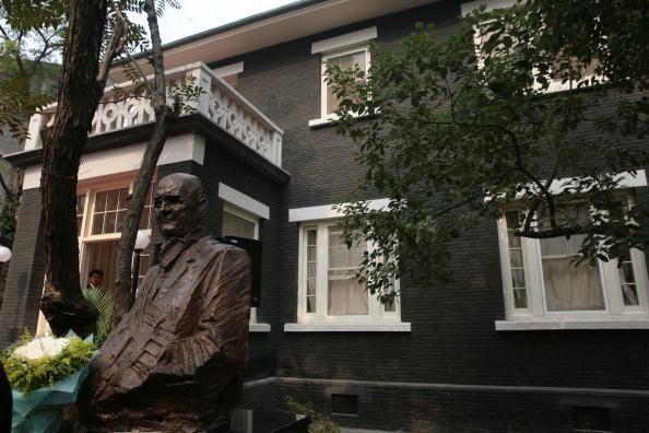 大量殺人「Opening Ceremony for Renovated Residence Of John Rabe」:写真・画像(8)[壁紙.com]