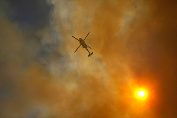 California State Route 1「Santa Ana Winds Stoke Wildfires In Southern California」:写真・画像(15)[壁紙.com]