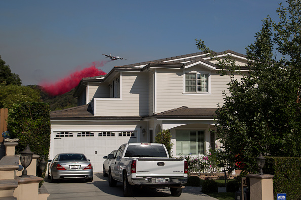 Wilderness Area「Wildfires Break Out In Los Angeles County As Temperatures Hit Record Highs」:写真・画像(16)[壁紙.com]