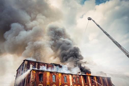 Emergency Services Occupation「Firefighting」:スマホ壁紙(15)