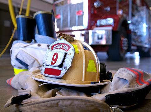 Emergency Services Occupation「Firefighting Gear」:スマホ壁紙(15)