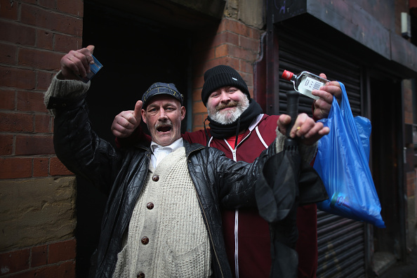 Christopher Furlong「2015 General Election - Life In The North Of England」:写真・画像(16)[壁紙.com]