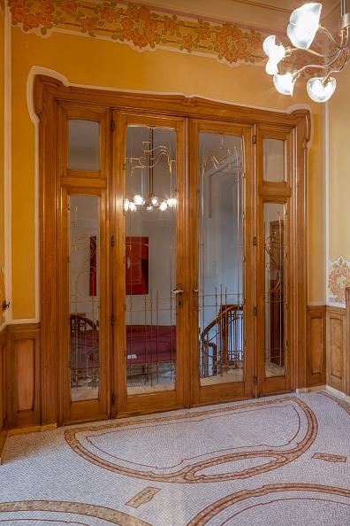 Art Nouveau「Hotel Max Hallet」:写真・画像(13)[壁紙.com]