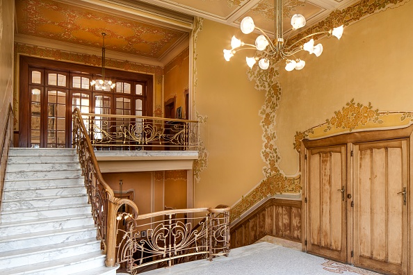 Ceiling「Hotel Max Hallet」:写真・画像(10)[壁紙.com]