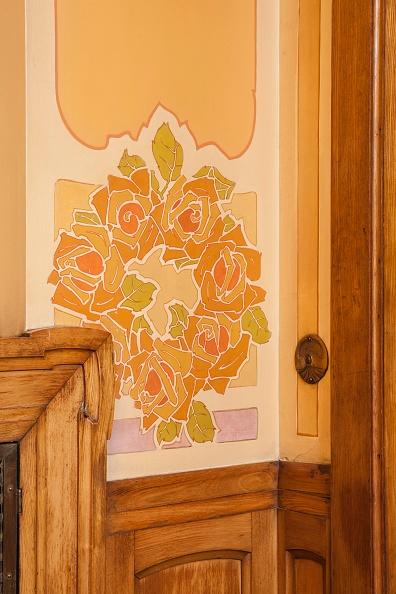 Wood Paneling「Hotel Max Hallet」:写真・画像(13)[壁紙.com]