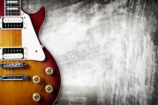 Rock Music「Guitar grunge」:スマホ壁紙(16)