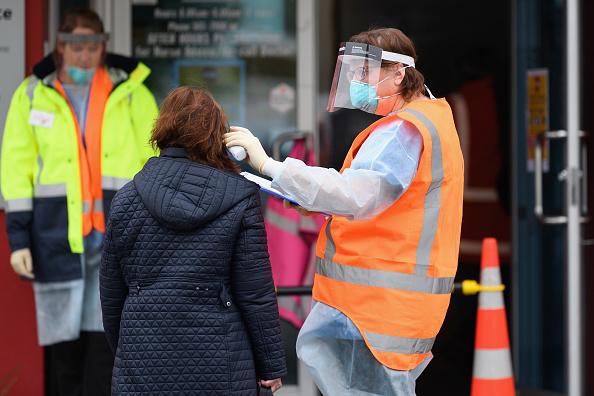 New Zealand「New Zealanders Prepare For Lockdown As Coronavirus Alert Level Rises」:写真・画像(8)[壁紙.com]