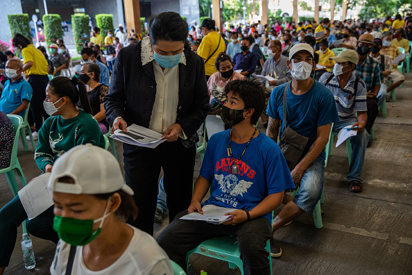 Employment And Labor「Thailand Provide Government Giveaways Amid The Coronavirus Pandemic」:写真・画像(4)[壁紙.com]
