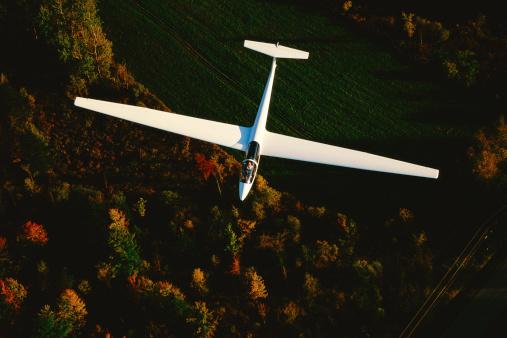 Glider「Glider viewed from above」:スマホ壁紙(15)