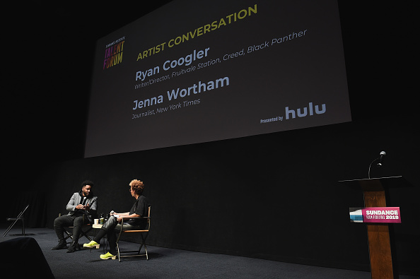 Keynote Speech「2019 Sundance Film Festival - Talent Forum Keynote With Ryan Coogler」:写真・画像(10)[壁紙.com]