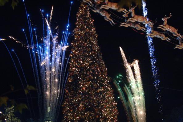 Christmas「The Hollywood Christmas Celebration From The Grove」:写真・画像(19)[壁紙.com]