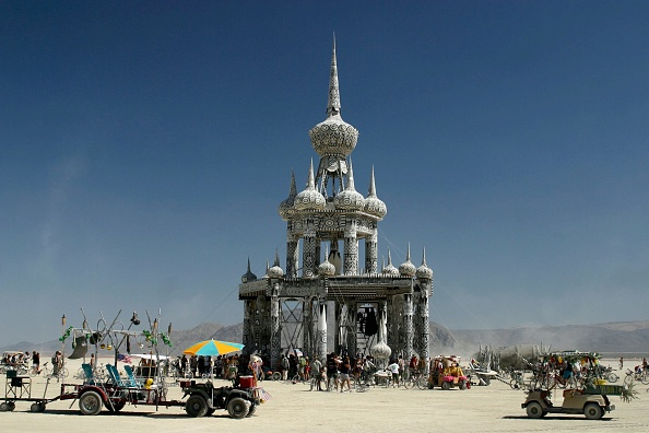 Nevada「2003 Burning Man Festival」:写真・画像(6)[壁紙.com]
