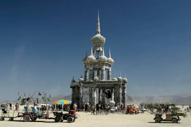 2003 Burning Man Festival:ニュース(壁紙.com)